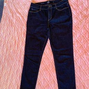 St John's Bay Midrise Skinny Leg Jean